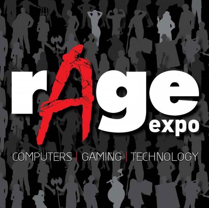 Vamers - FYI - Events - Game Hub - Vamers Game Hub- rAge (2015) - Banner 02