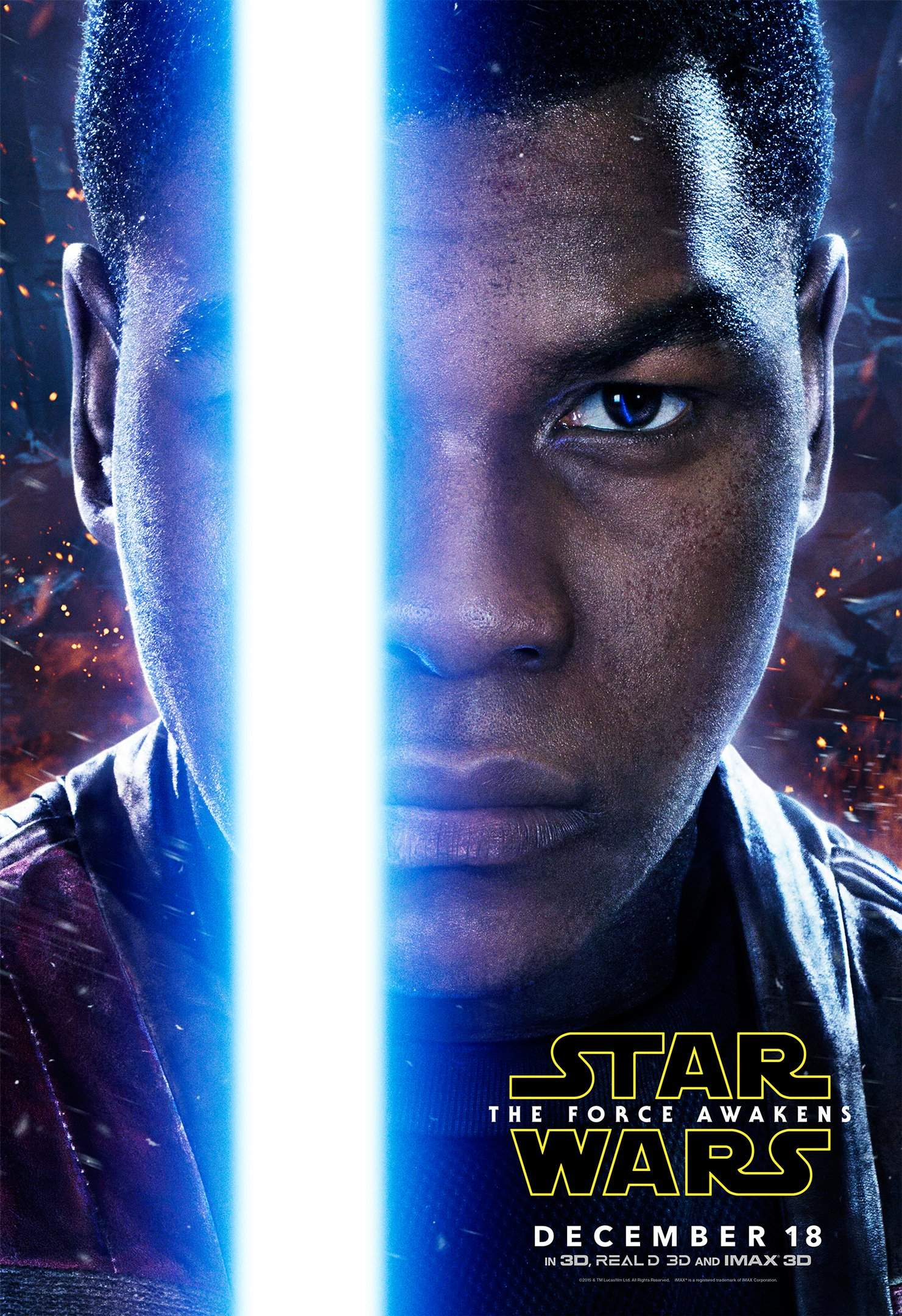 official character posters from star wars episode vii the force awakens vamers. Black Bedroom Furniture Sets. Home Design Ideas