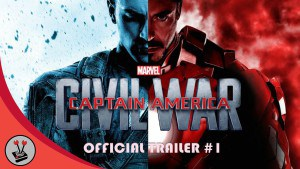 Tony and Steve are at Odds in the First Trailer for Marvel's Captain America: Civil War