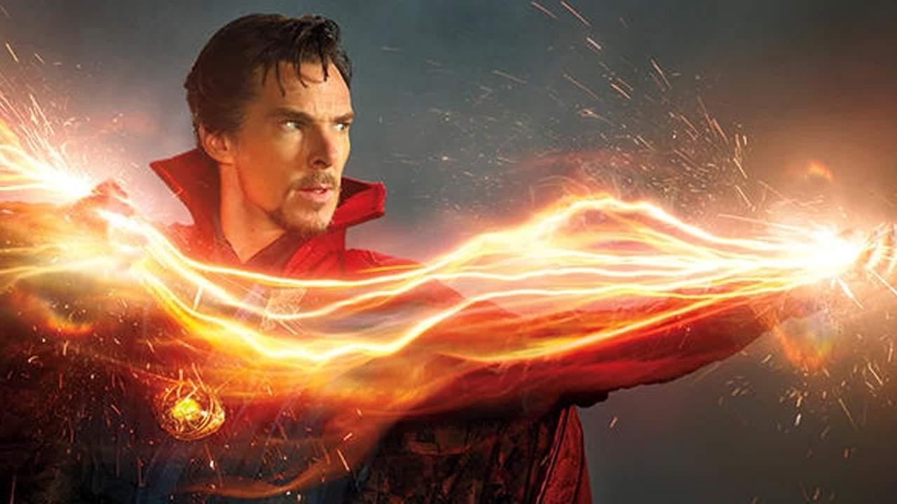 Vamers - FYI - Movies - Marvel's Doctor Strange - Official Teaser - Banner