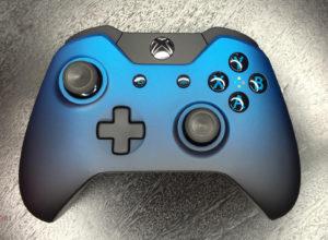 Vamers - FYI - Gaming - Gadgets - Xbox One Dusk Shadow Controller Gorgeously Celebrates Nightfall - 01