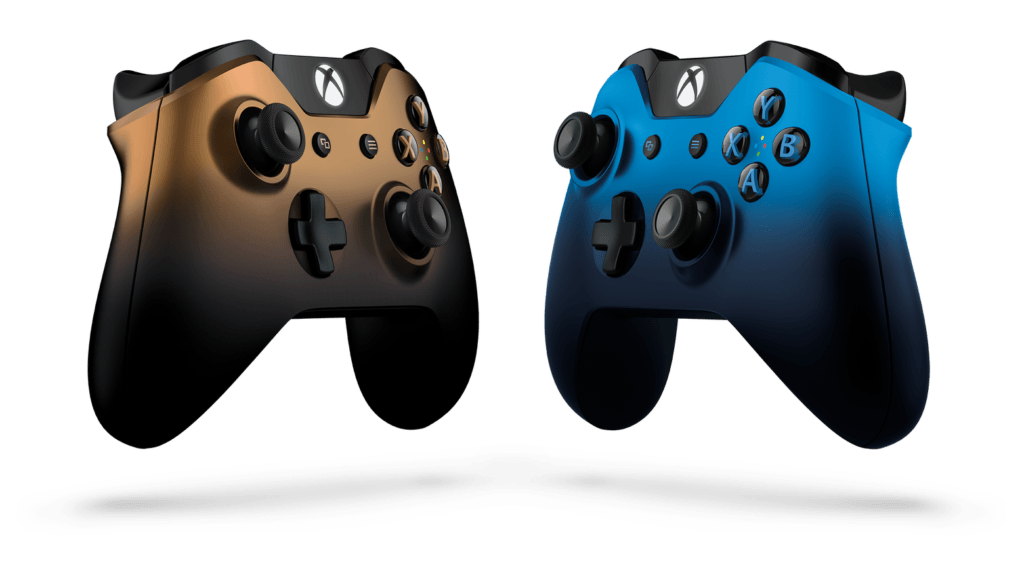 Vamers - FYI - Gaming - Gadgets - Xbox One Dusk Shadow Controller Gorgeously Celebrates Nightfall - Dusk and Copper