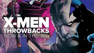 Vamers  - FYI - Movies - Comics - X-Men Apocalypse (2016) Perfectly Captures the 80s Style of the Comics - Banner