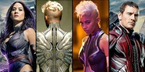 Vamers - FYI - The Four Horsemen Herald the Coming of Apocalypse X-Men Apocalypse 2016