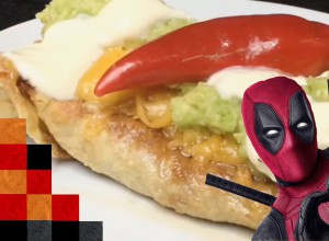 Vamers Studio - 'FRANCIS MUST DIE' Chimichanga Deadpool Recipe  - Thumbnail