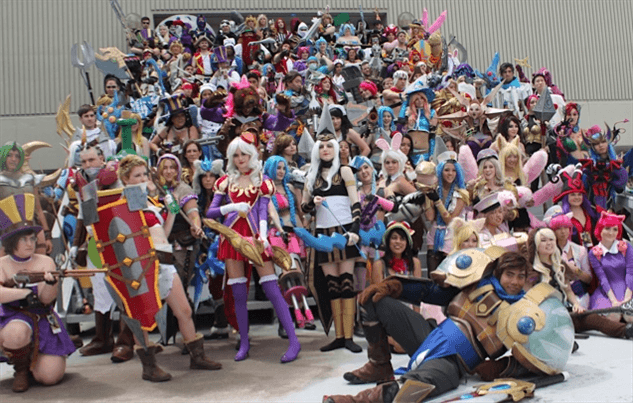 Vamers - FYI - Gaming - Cosplay - EGE to Host Cosplay Contest with R5000 Cash Prize