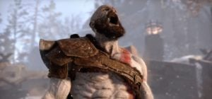 Kratos is back and Manlier than ever in God of War. He is also a Dad.