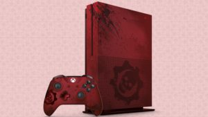 Microsoft is Releasing a Gears of War 4 Custom Xbox One S Console