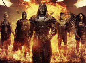 Vamers - Review - Movies - X-Men- Apocalypse  - 2016 - Banner