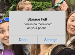 Vamers - FYI - Gadgetology - Google Photos Advert Pokes Fun at Devices with Low-Storage - Banner 01