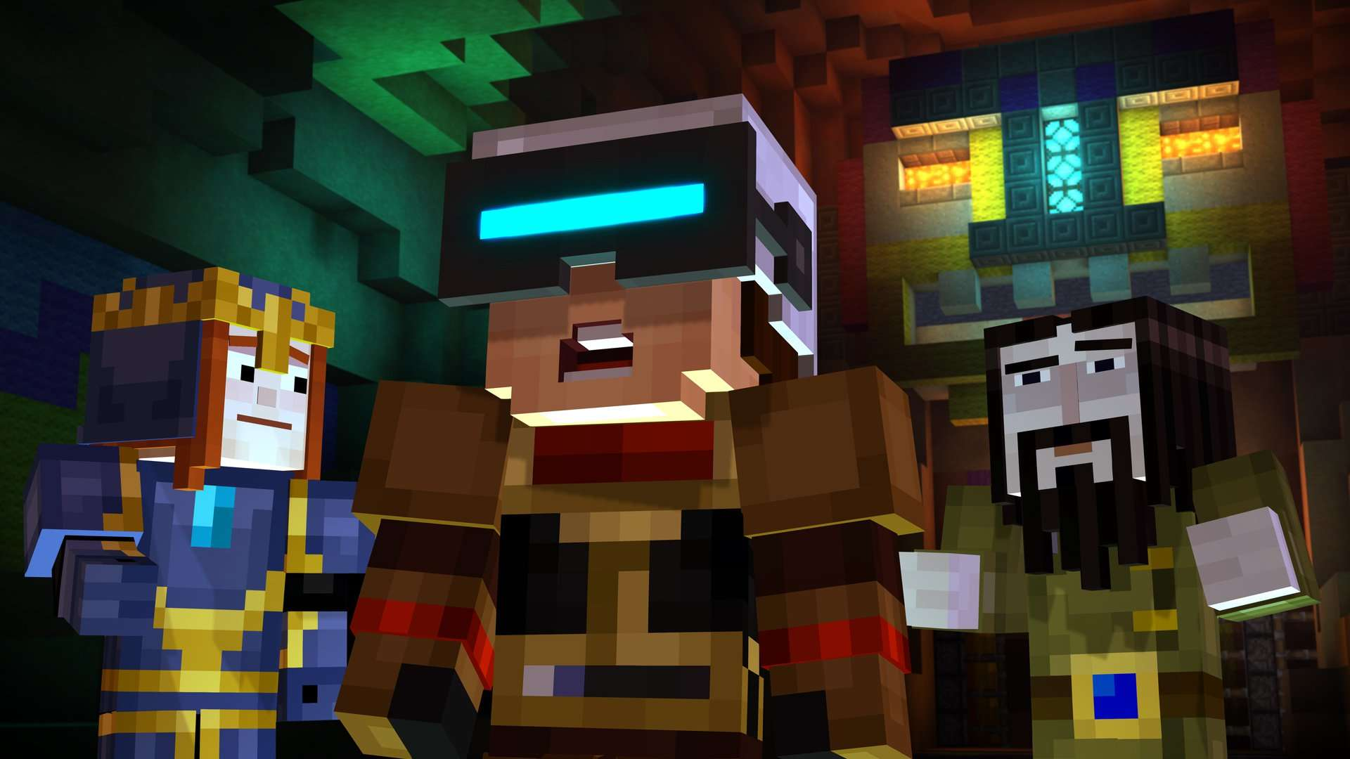 As announced earlier, Minecraft: Story Mode Episode 6 – 'A Portal to  Mystery', the first of three add-on episodes to the original series, is now  available ...