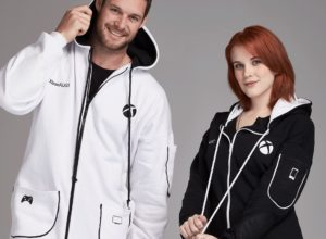 Vamers - FYI - Gaming - SUATMM - The Xbox Onesie is Glorious and was made for Gamers, By Gamers - Xbox Onesie - Perfect Smiles for a Gorgeous Onesie