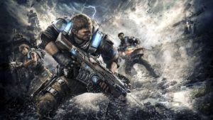 Gears of War 4 PC Specs and 4K Gameplay Trailer Revealed