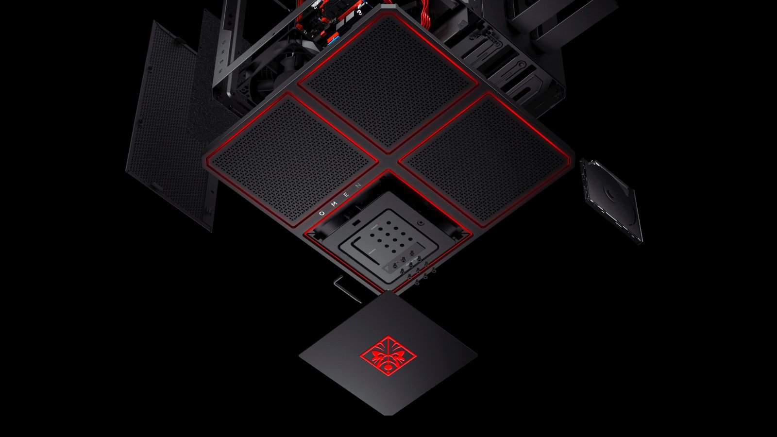 Say hello to the hp omen x a high end and customisable vr - Omen wallpaper ...