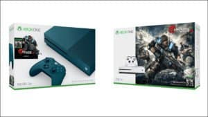 Two New Gears of War Xbox One S Bundles Now Available