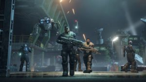 Gears of War 4 Prologue Video Showcases New Gameplay