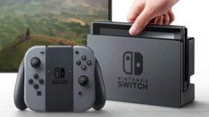 Nintendo's Next Generation Console is the Nintendo Switch