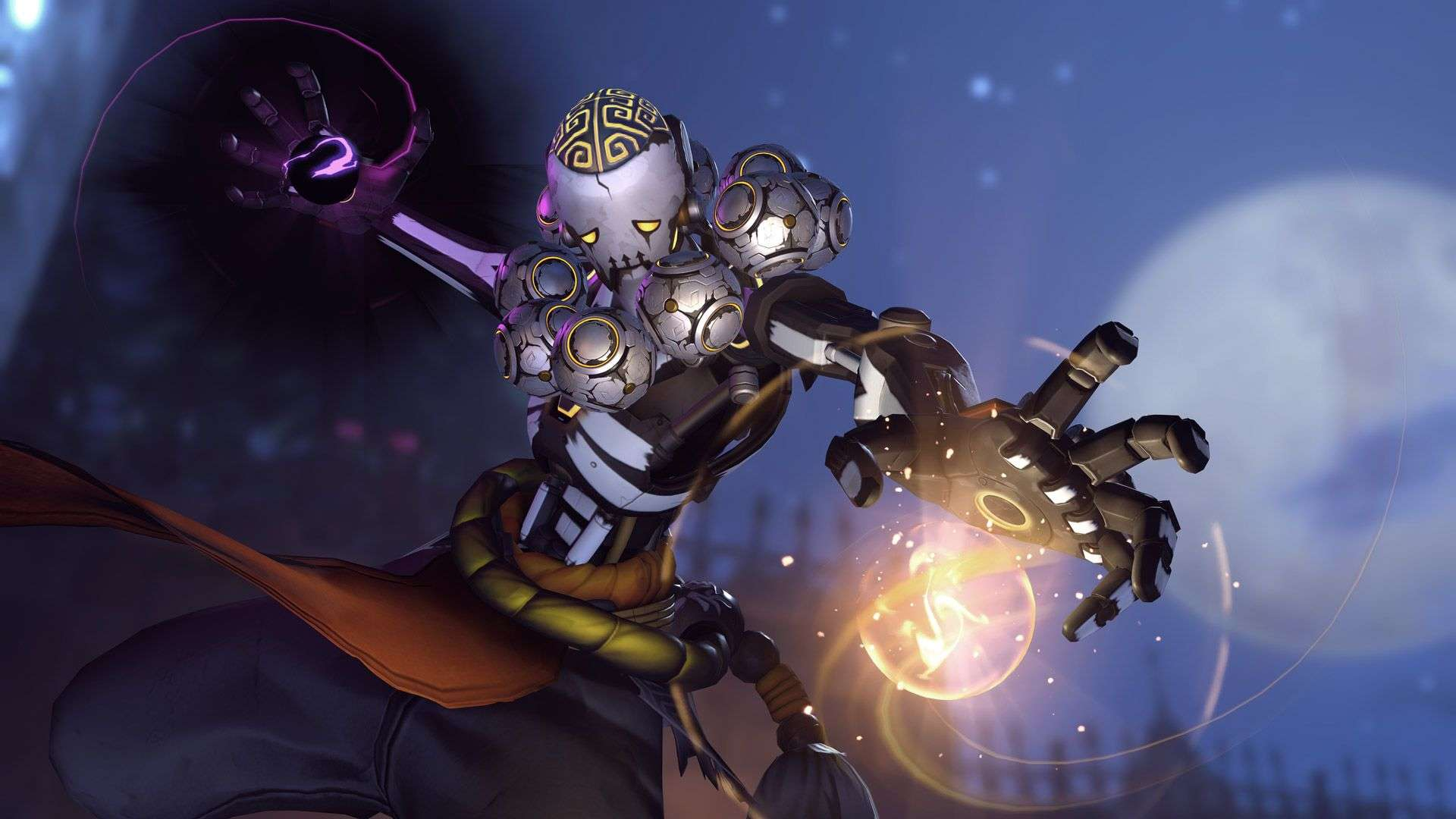 Blizzard Reveals Spooky Overwatch Halloween Terror update | Vamers