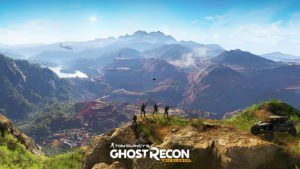 Stealth is the name of the game in Tom Clandy's Ghost Recon Wildlands