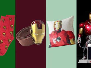 Iron Man NaNoWriMo Essentials to Inspire Your Superhero Novel