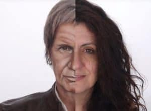 Make-up Artist Transforms Herself into Han Solo