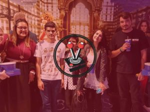 Winning with Vamers: Fantastic Beasts Pre-Screening