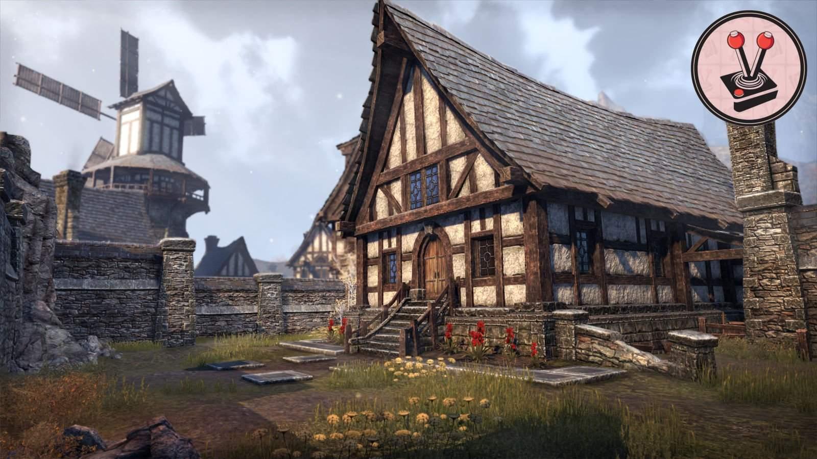 Vamers - FYI - Video Gaming - The Elder Scrolls gets player housing in new Homestead update - 05