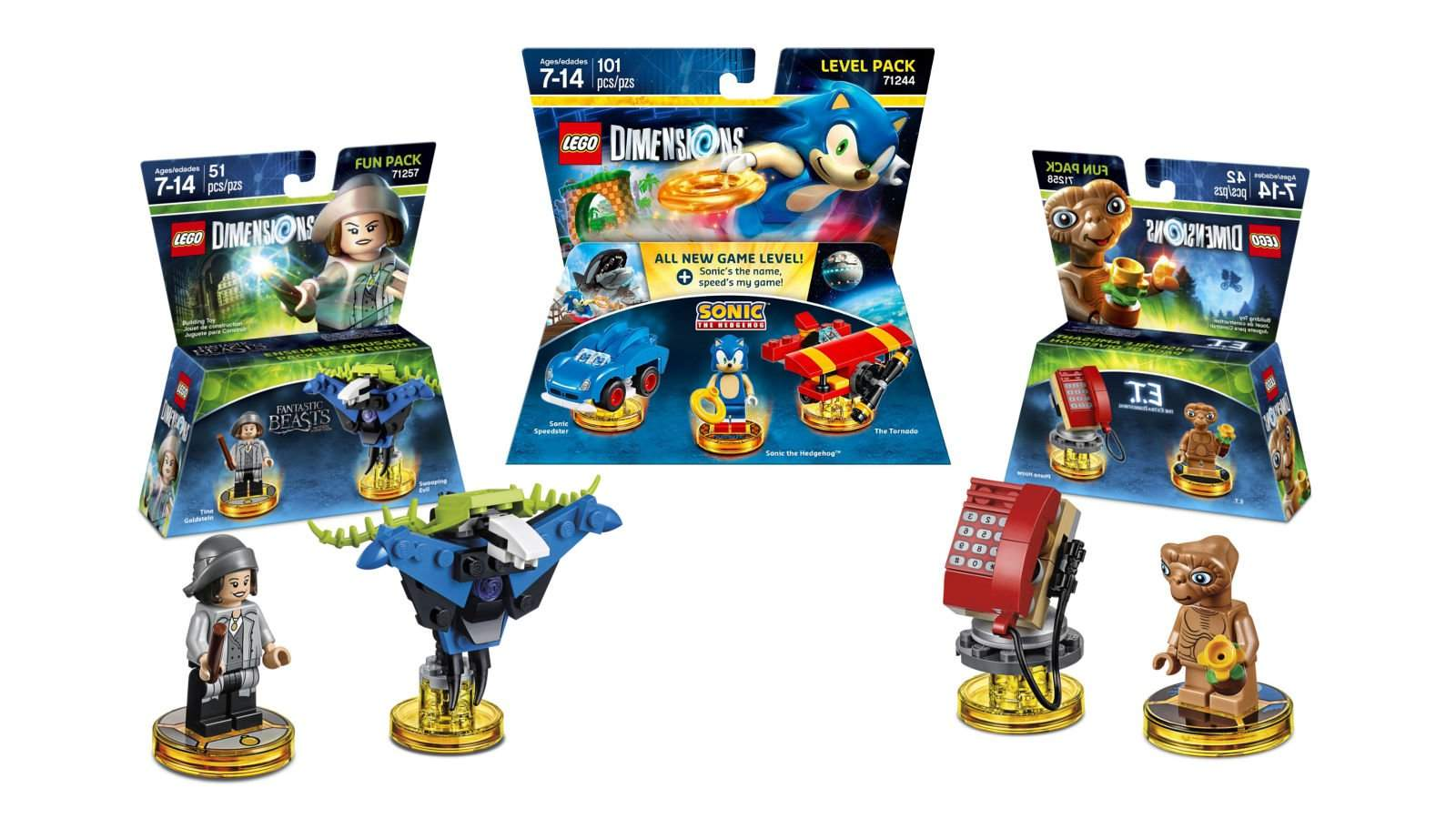 Wave 7 for LEGO Dimensions is out!