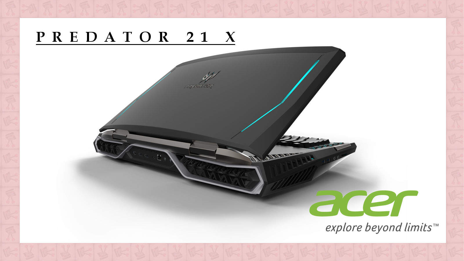 Vamers - FYI - Gadgetology - Acer's R50,000 Predator 21 X is a beast in every sense of the word - 01