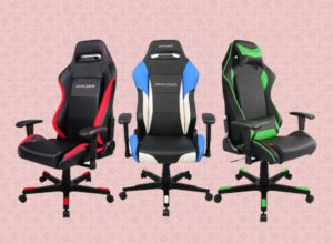 Vamers - FYI - Gaming - Lifestyle - DXRacer Chairs Now Available in South Africa - Banner 01