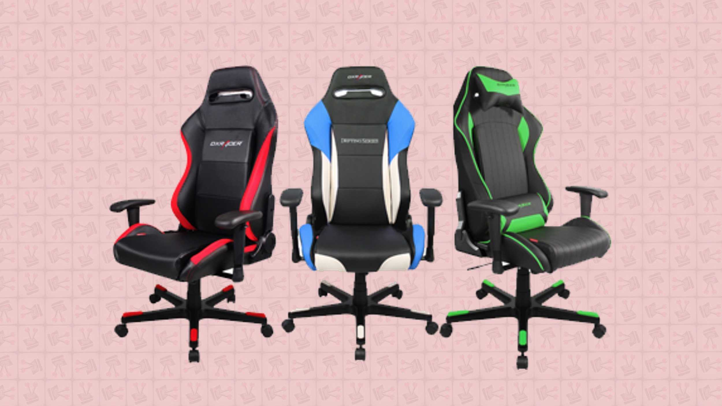 DXRacer Chairs Now Available in South Africa