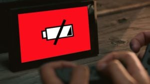 Nintendo Switch Battery will only last 2 to 6 hours, Has USB-C charging