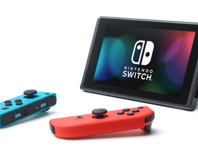 Vamers - FYI - Gaming - Nintendo Switch Comes with a Pair of Crazy Joy-Con controllers - Banner 01