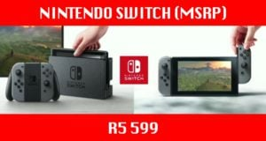 Nintendo Switch Pricing and Availability Confirmed for South Africa
