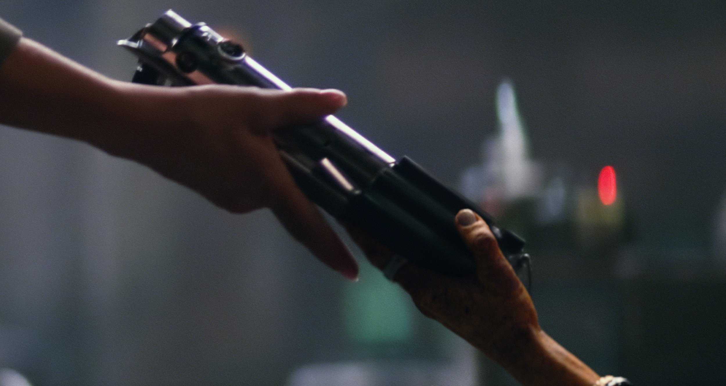 Fan-Made Star Wars: The Last Jedi Announcement Trailer