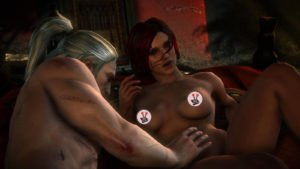 Geralt of Rivia Voice Actor says Witcher 3 Sex Scenes were Awkward to Record