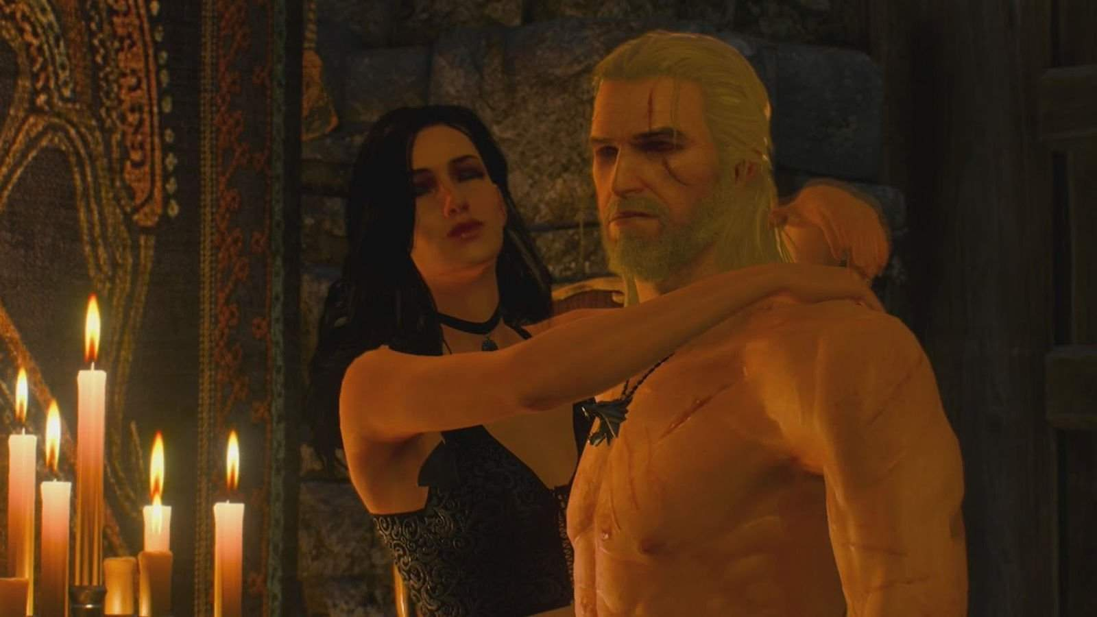 Vamers - FYI - Video Gaming - Geralt of Rivia voice actor says Witcher 3 sex scenes were awkward to record - 03