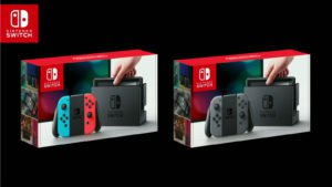 Confirmed: Nintendo Switch Price + Launch Date + Region Lock