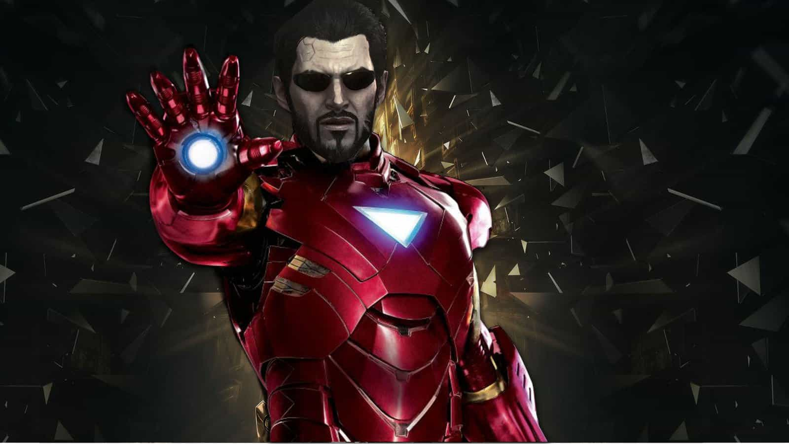 Vamers - FYI - Video Gaming - Square Enix reportedly put Deus Ex on hold in favour of Marvel Project - 02