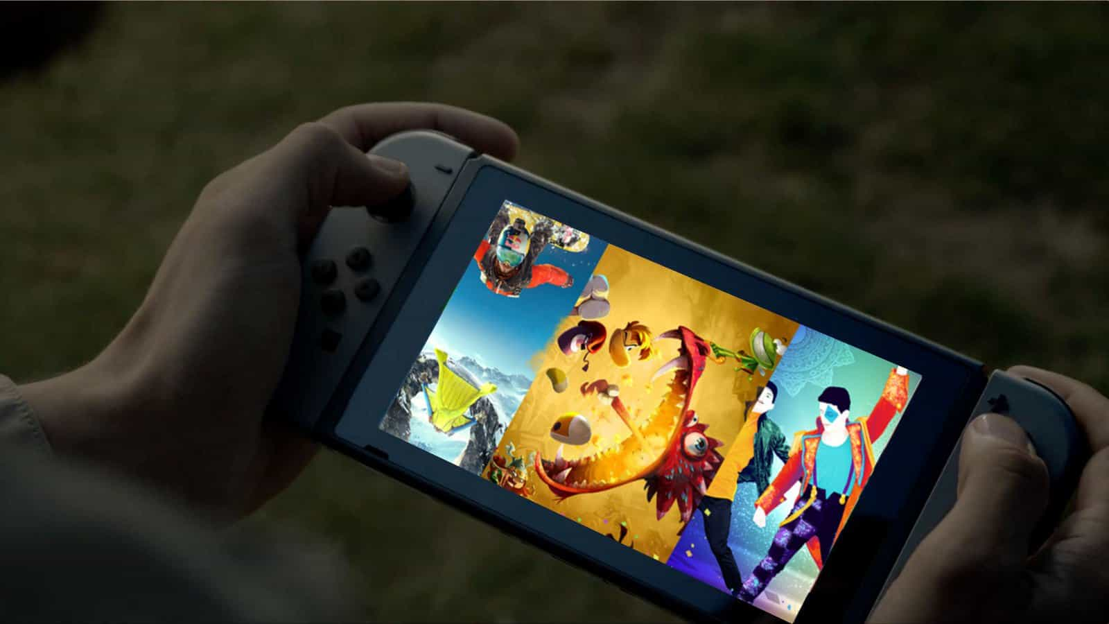 Vamers - FYI - Video Gaming - Three Ubisoft Nintendo Switch games are coming this year - 02