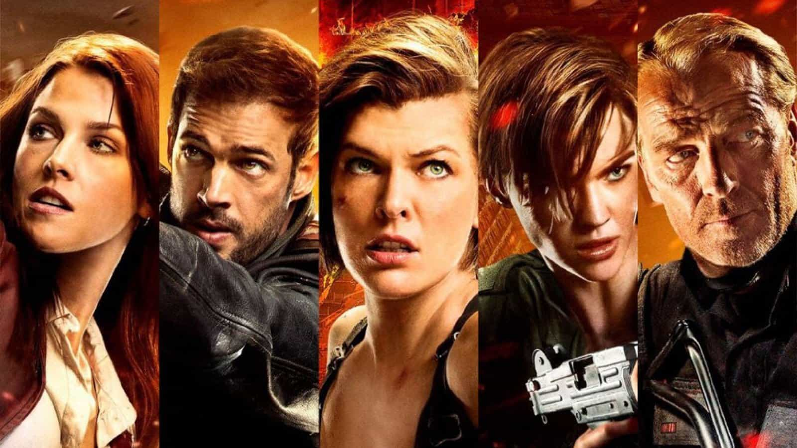 Vamers - Reviews - TV & Movies - Resident Evil The (eventual) Final Chapter [REVIEW] - 01