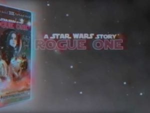 Retro Rogue One VHS Commercial is a Throwback to the 80s