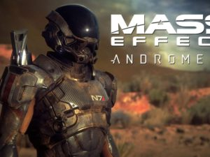 First Impressions of Mass Effect: Andromeda