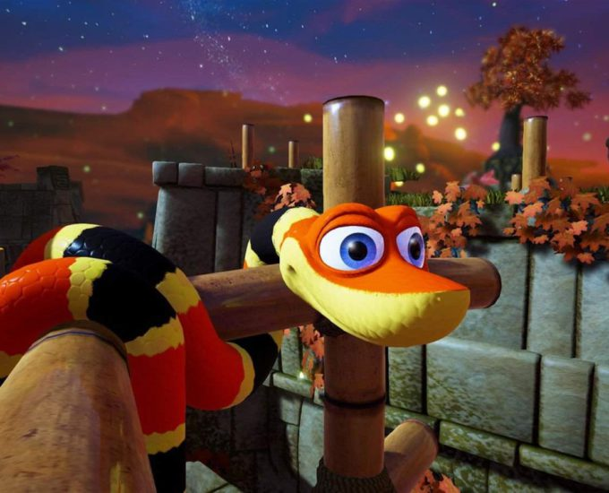 Xbox Play Anywhere title Snake Pass slithers onto Xbox and Windows 10