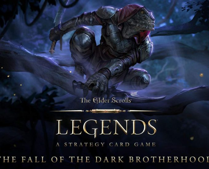 Fall of the Dark Brotherhood is First PVE Expansion for Elder Scrolls: Legends.