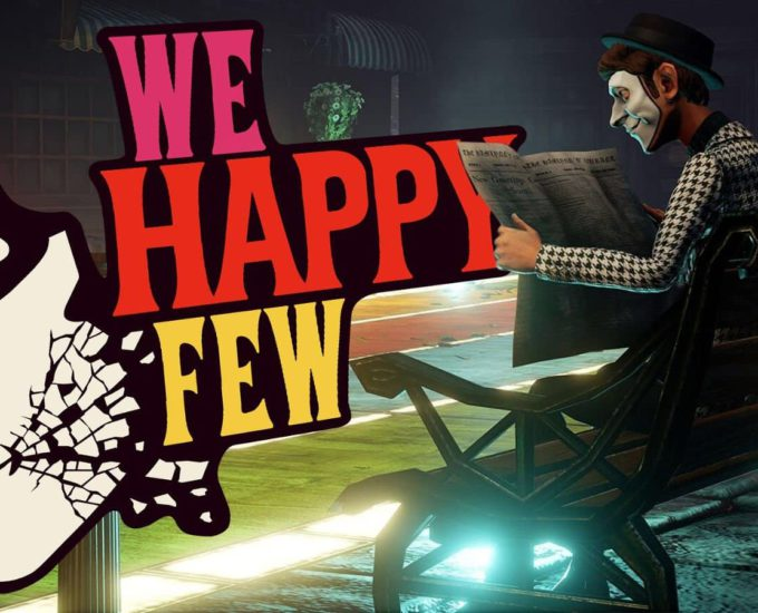 """A We Happy Few movie is coming, and it will be """"surprising"""""""