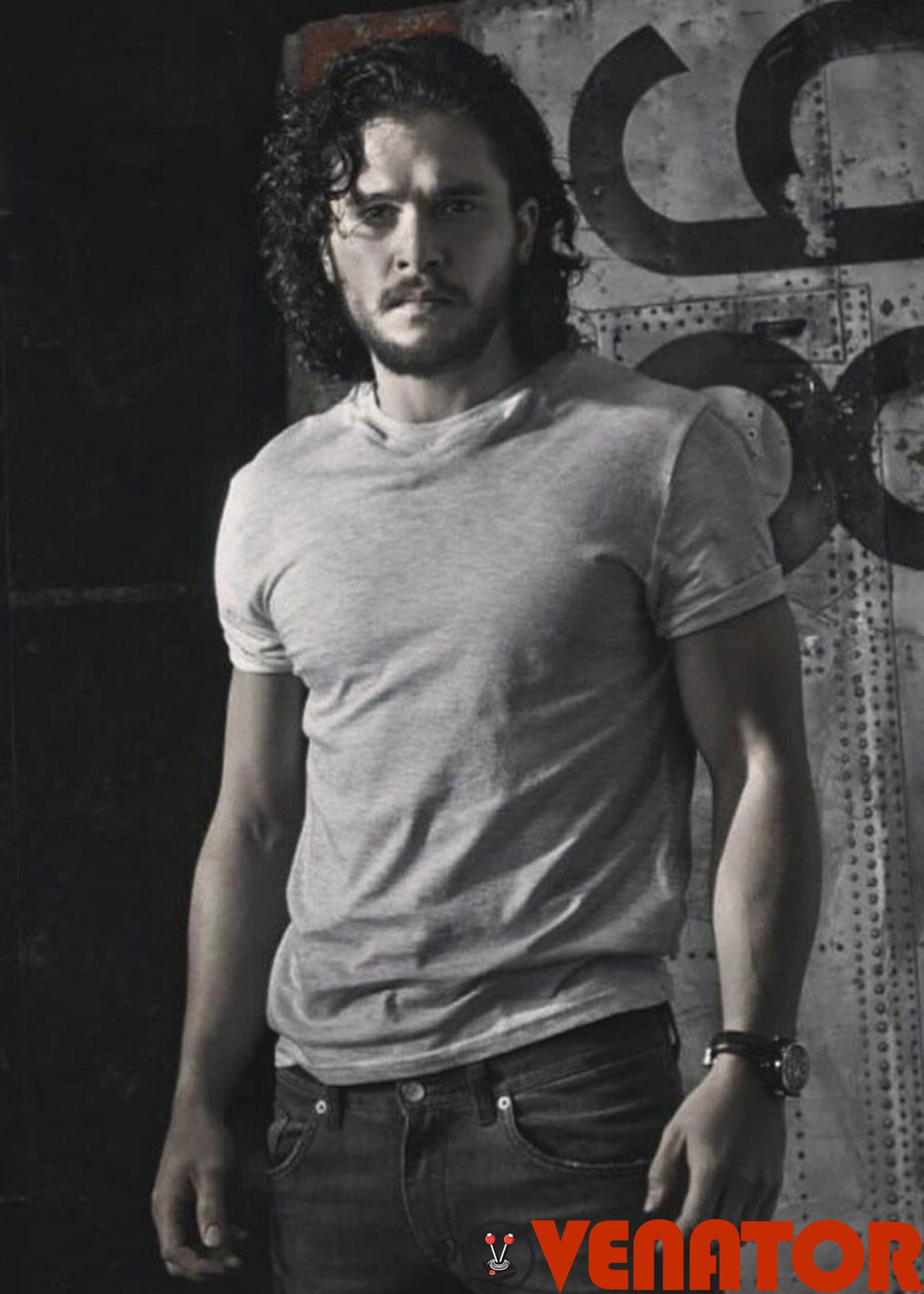 Vamers Venator Kit Harington The One And Only John Snow