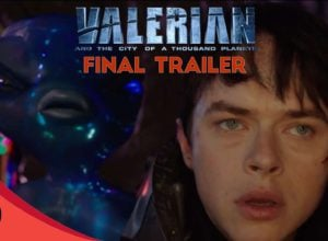 Final Trailer for Valerian and the City of a Thousand Planets (2017)