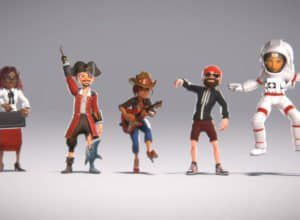 Microsoft Introduces New Xbox Avatars, and they are better than ever