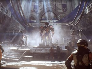 Anthem is a Brand New Open-World Sci-Fi Shooter from BioWare